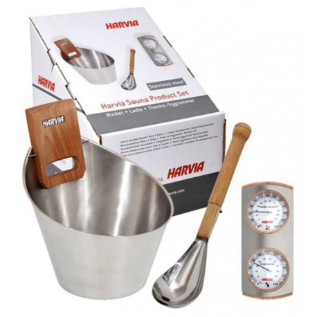 Harvia for Sauna accessory kit