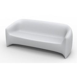 Vondom sofá blanco de golpe