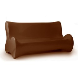 Doux Sofa Canape Vondom Bronze