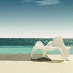 F3 扶手椅 Vondom 白色