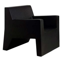 JUT sillón Butaca negra de Vondom