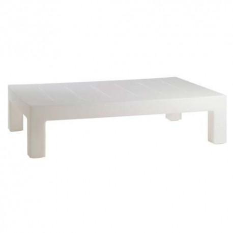 Jut Mesa 120 Table Basse Vondom Blanc