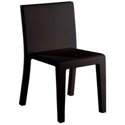 Jut Silla Stuhl Vondom schwarz