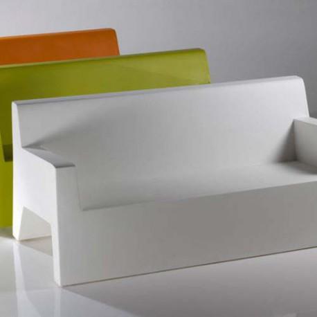 Jut Sofa Canape Vondom Blanc