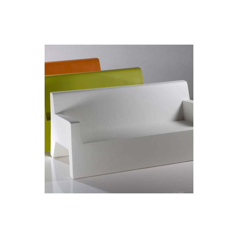 jut sofa canape vondom blanc. Black Bedroom Furniture Sets. Home Design Ideas