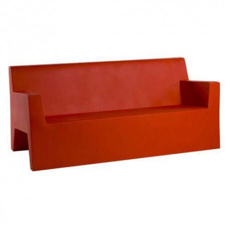 Jut Sofa Canape Vondom Rouge