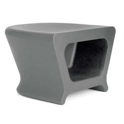 Vondom mesa de Mesa gris PAL