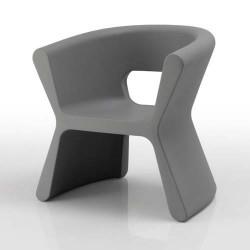 PAL-Furche Chair Vondom grau
