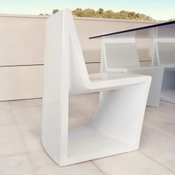 Rest Chaise Vondom Blanc Mat
