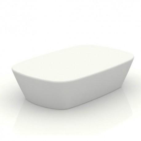 Sabinas Table Basse Vondom Blanc