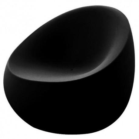 Stone Fauteuil Vondom Noir