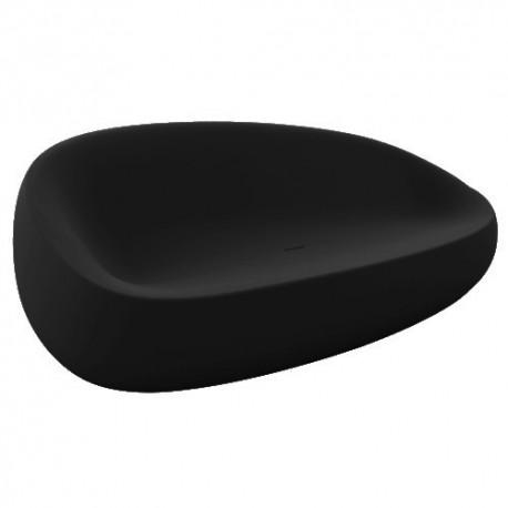 Stone Sofa Vondom black