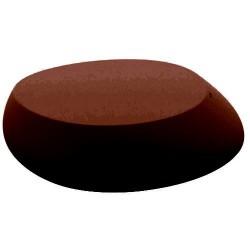 Piedra café Vondom mesa de bronce