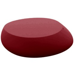 Piedra café Vondom rojo mesa