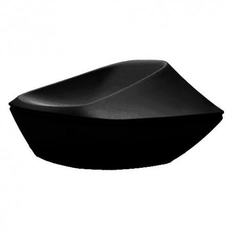 UFO armchair Vondom black