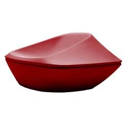 Sillón de UFO Vondom rojo