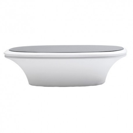 UFO Vondom white coffee Table