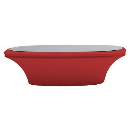 Couchtisch Ufo Vondom Rot