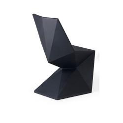 頂点新羅椅子 Vondom 黒