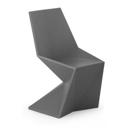 Vertex Silla Chair Vondom grey