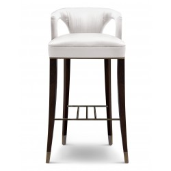 Tabouret de Bar KAROO Blanc BRABBU Design Forces