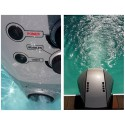 Nuoto contro corrente Aquajet Jet 100 Stream PoolMarina