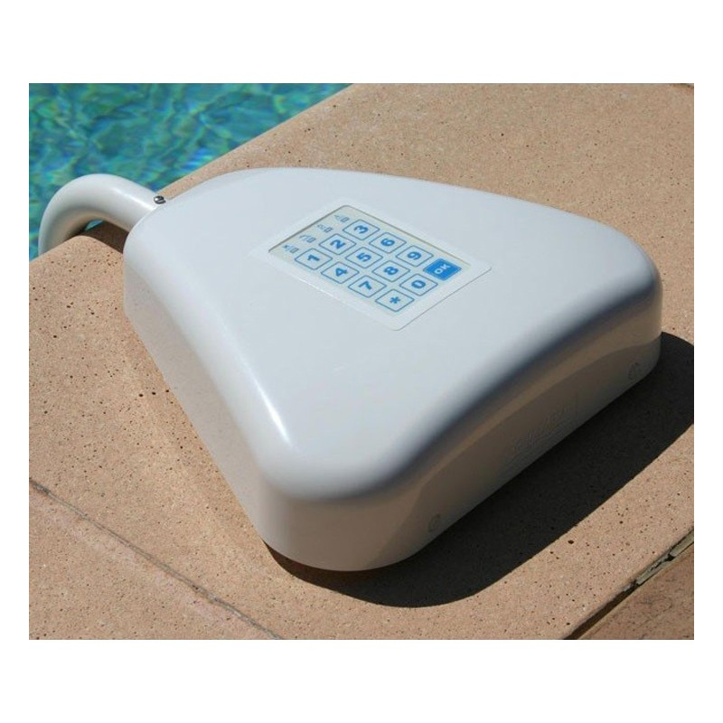 Alarme piscine par immersion v2 aqualarm for Alarme piscine portable