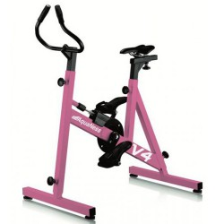 Vélo de Piscine AquaNess V4 Rose