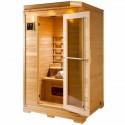 Sauna Infrarot-Granada 2 bietet Platz für VerySpas