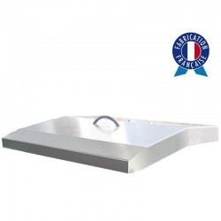 Cover all stainless steel for great grilled electric Electica PL4 or PL6