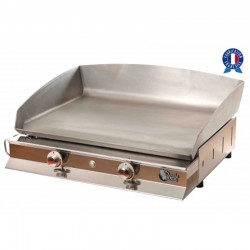 Plancha Tonio Feria 2 Feria box and plate stainless steel gas