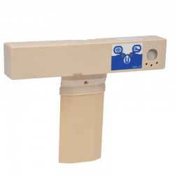 Pool alarm discreet DSM1-0 with implementation monitoring automatic after bathing
