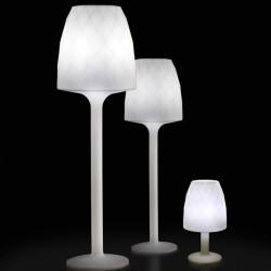 Lampe Vases Vondom Design Blanche H220