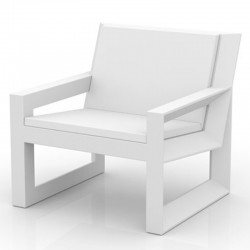 Chair Frame Design Vondom white