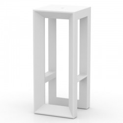 Tabouret de Bar Frame Vondom Design Blanc