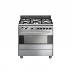 Smeg BG91X9 Pro Elite stove mixed Inox