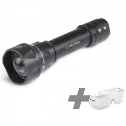 Set Lampe Torche UV Trotec pour la Detection de Fuites Torchlight 15F