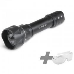 Set Taschenlampe UV Trotec für die Erkennung von Lecks Torchlight 15F