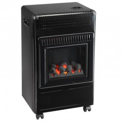 Space heater gas Fire Butagaz Ektor