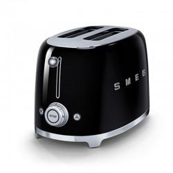 Grille-Pain Smeg TSF01BLEU Toaster Noir