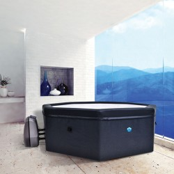 Spa Portable Netspa Octopus 4 to 6 places