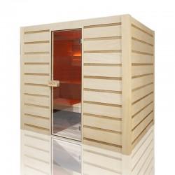 ec科洛·霍尔的传统桑拿浴室