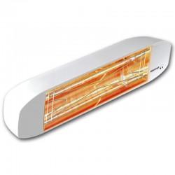 Chauffage Infrarouge Heliosa Hi Design 11 Blanc Carrara 1500W IPX5