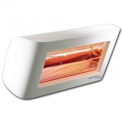 Riscaldamento a raggi infrarossi Heliosa Hi Design 55 bianco Carrara 1500W IPX5