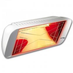 Riscaldamento a raggi infrarossi Heliosa Hi Design 66 ferro 2000W Mobile