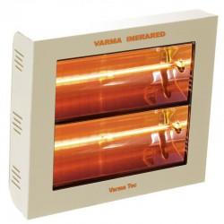 Riscaldamento a raggi infrarossi Varma 400 2 crema 3000 watt
