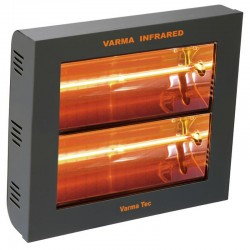 Heating infrared Varma 400-40 iron 4000 Watts