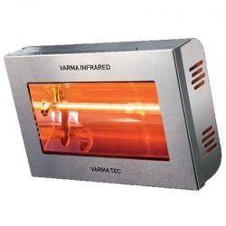 Chauffage Infrarouge Varma V400-15 Inox 1500 Watts
