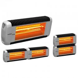 赤外線・ ヴァルマ タンデム赤外線 2000 ワットの暖房