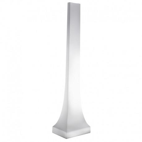 Support bright Heliosa white Obelisk